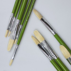Set 6 pensule par sintetic Hero G 2-12