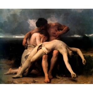 William Adolphe Bouguereau - Prima moarte