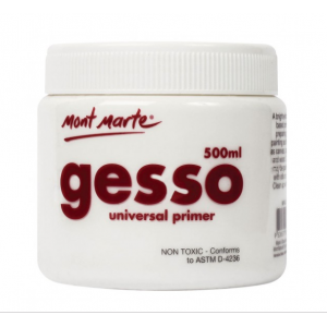 Gesso Mont Marte 500 ml