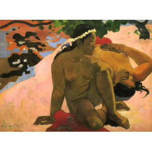 Paul Gauguin - Esti gelos?